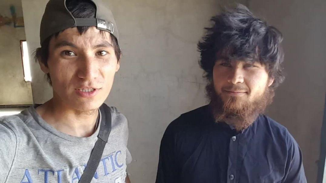 Вместе с муджахидом из Узбекистана