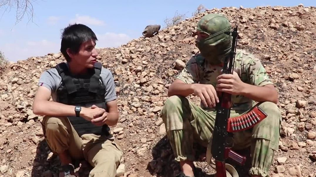 Фарук Шами Интервью с муджахидом из Таджикистана