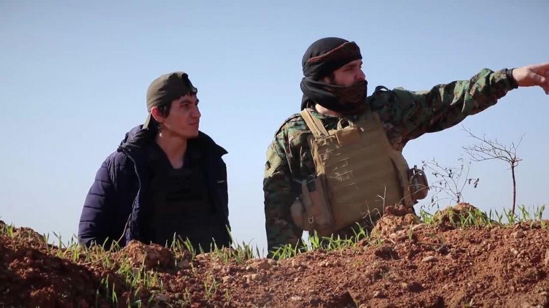 Фарук Шами - интервью с оф. представителем военного крыла ХТШ Абу Халидом Шами