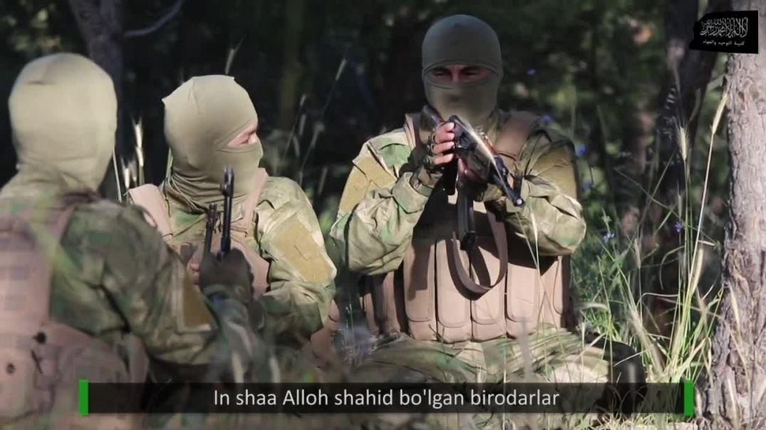 О группе, которая присягнула на смерть на севере пр Хама