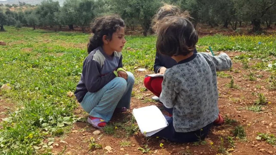 Фарук Шами - репортаж из палаточного городка Атма.