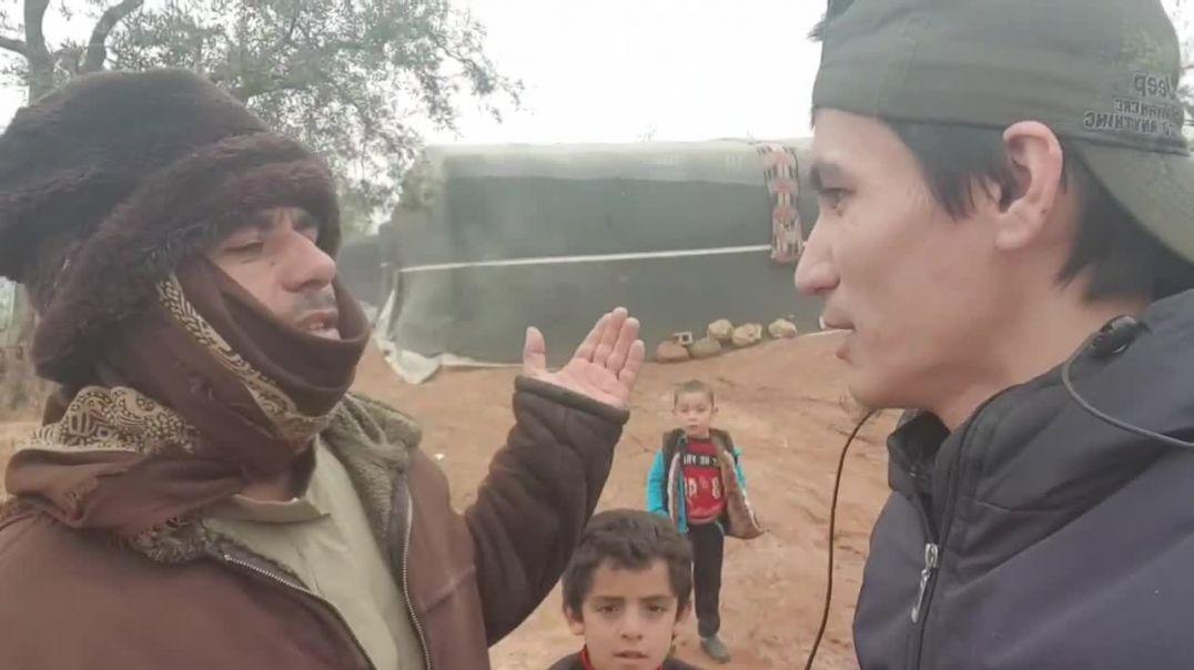 Катастрофа в Идлибе, Российские самолёты убивают детей в Сирии..
