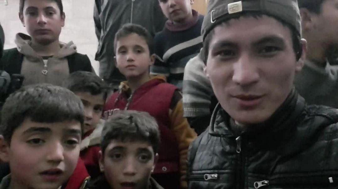 'Террористы' которых Россия уничтожает в Сирии..