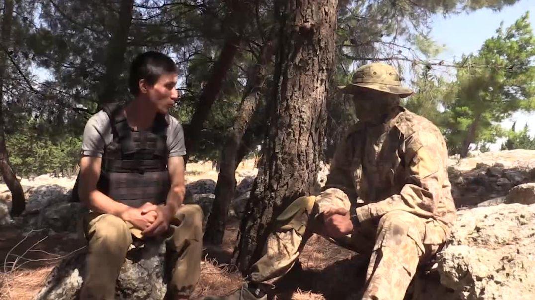 Интервью с Абу Сальманом  РахимахуЛлах (трейлер)