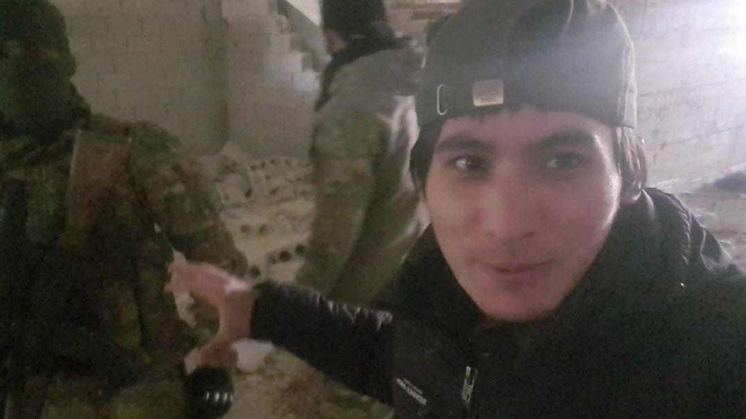 Выдвижение ингимасов в Алеппо