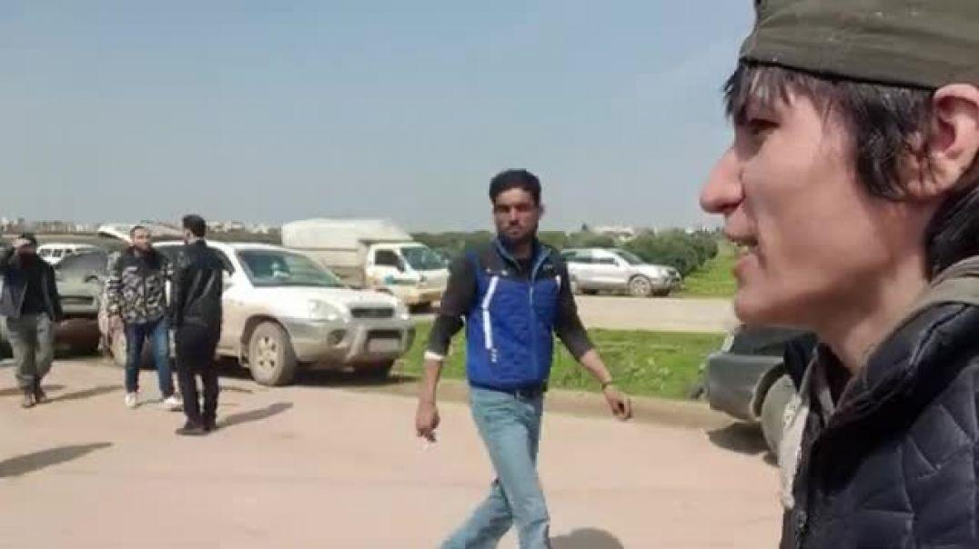 Реальное отношение народа к патрулированию российскими оккупантами их земель