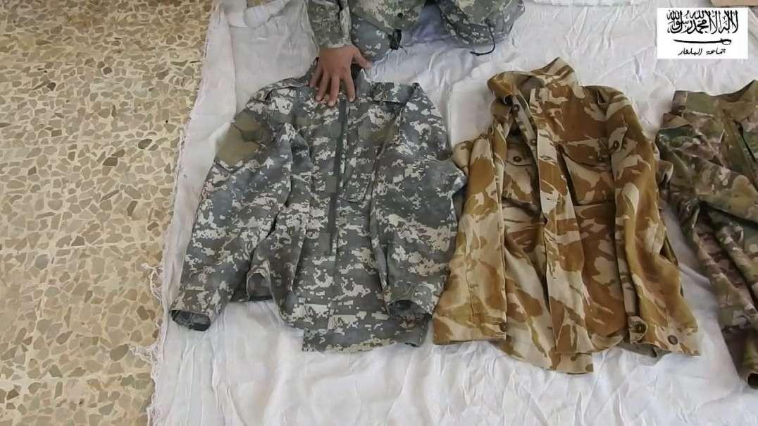 Разбор камуфляжа