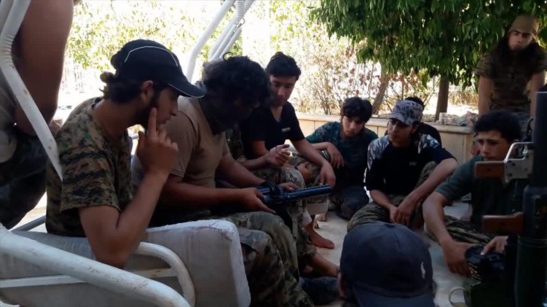 [АРХИВ] Подготовка к операции деблокады Алеппо
