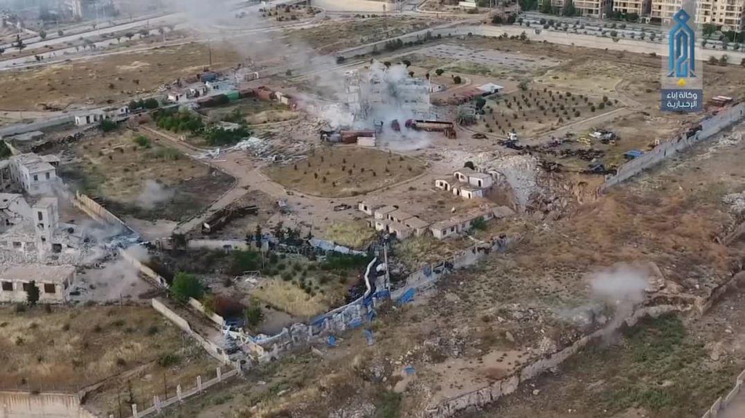 [Архив] Операция от ударной группы Malhama Tactical и Аджнад аль-Кавказ