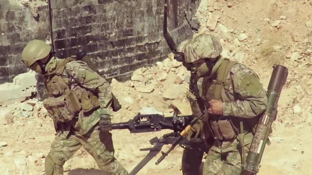 [АРХИВ] Работа спецназа мусульман