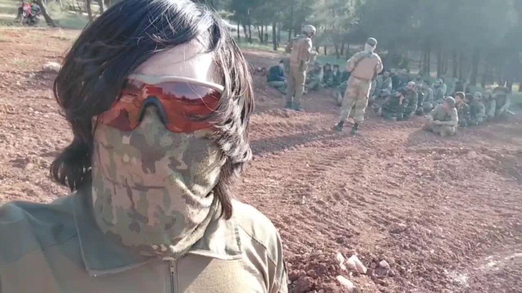 Рабочие моменты Malhama Tactical: Тренировочные лагеря