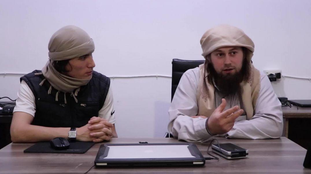 Истории о шахидах :от Абу Зубейра