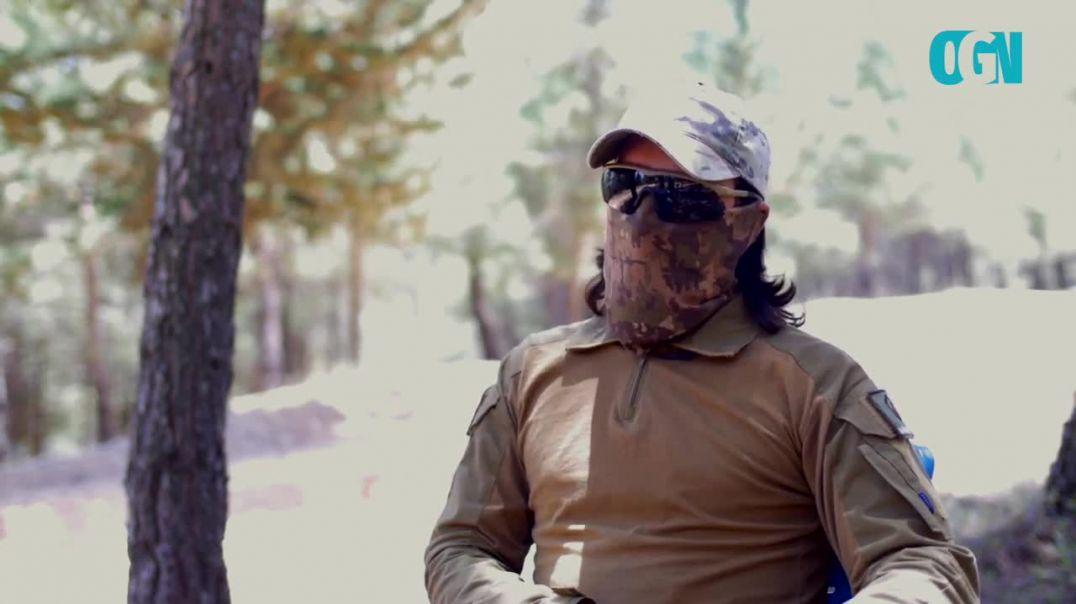Интервью Али аш-Шишани Билалу АбдульКариму из OGN TV