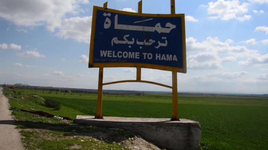 Фарук Шами - репортаж из пр. Хама