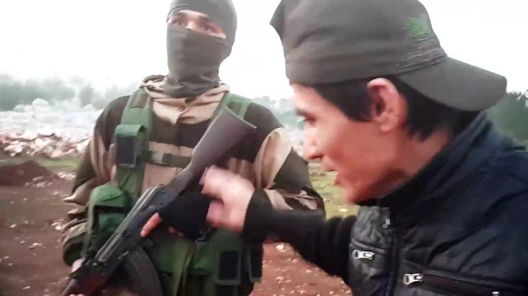 Обзор на снаряжение одного муджахида