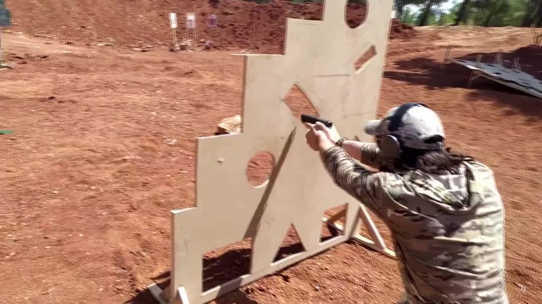 Malhama Tactical: Курс обучения стрельбе из пистолета