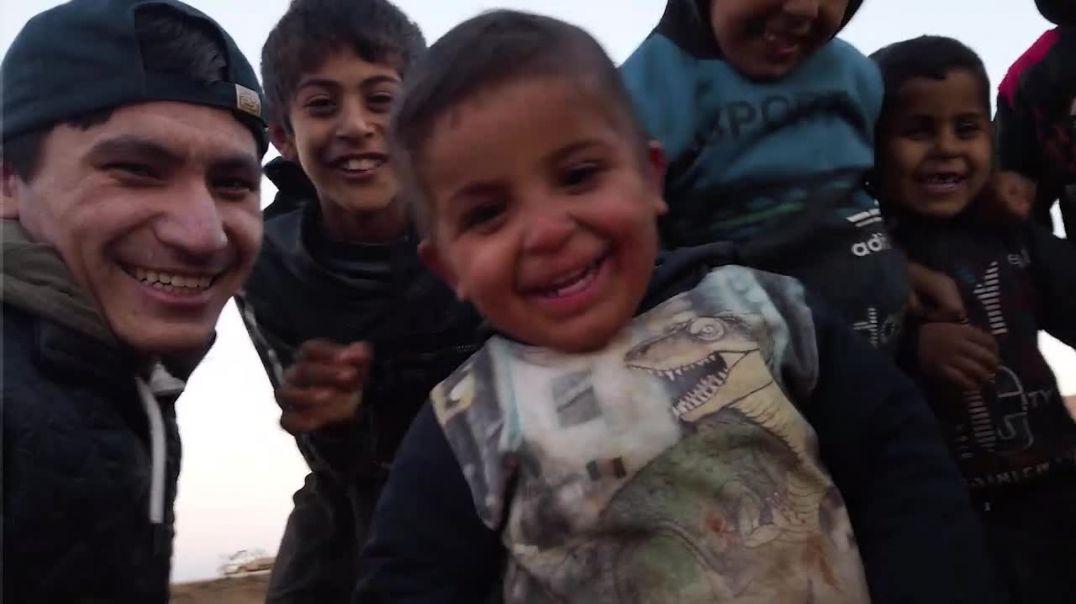 Фарук Шами Новое видео - с террористами