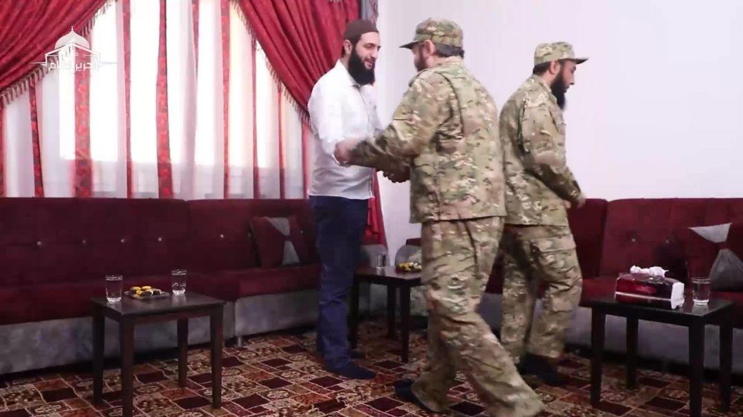 Встреча военных